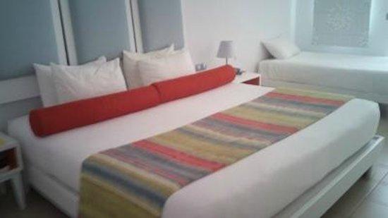 Ambre Resort & Spa : chambre