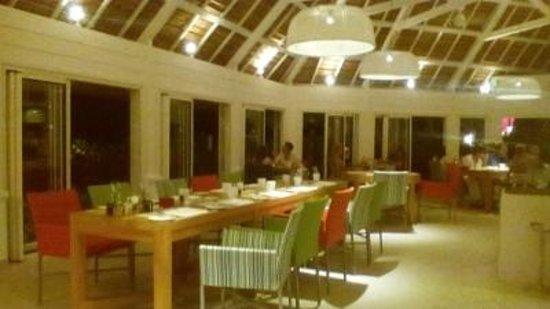 Ambre Resort & Spa : bar