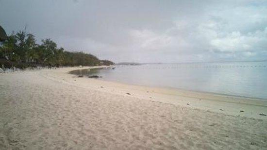 Ambre Resort & Spa : plage