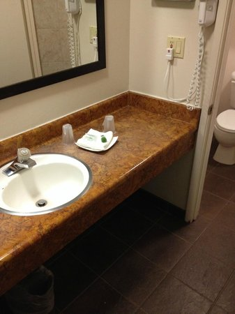 Hotel Becket, A Joie de Vivre Hotel: Bathroom