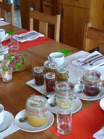 Whalesong Lodge : Frühstück