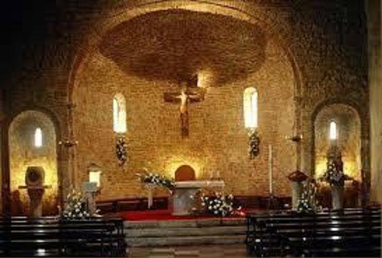 Chiesa di San Giorgio in Gogna : L'abside
