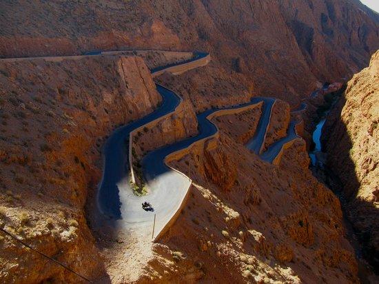 Marrakech Roues: Dades Gorge