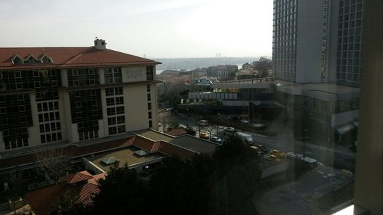 Divan Istanbul: My room view