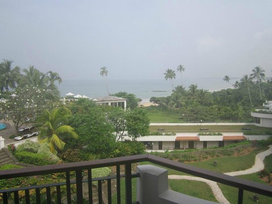 Vivanta by Taj - Bentota: Room view