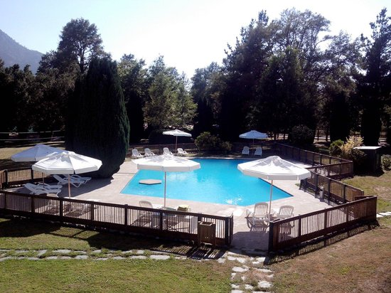 Hotel Pucon Green Park: Piscina