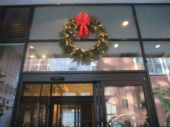 Staybridge Suites Times Square - New York City : entrance