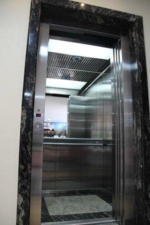 Hotel Guarumar : Elevador