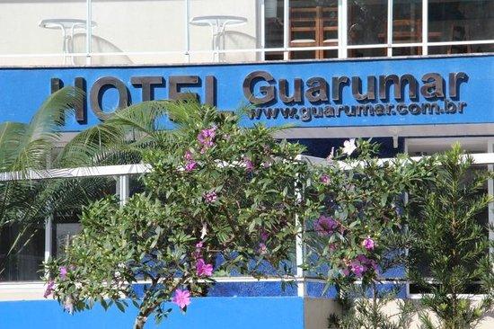 Hotel Guarumar : Fachada