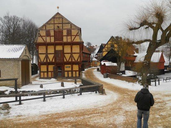 Den Gamle By, musée national de plein air d'histoire et de culture urbaine : Den Gamle By