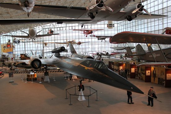 The Museum of Flight: The Blackbird