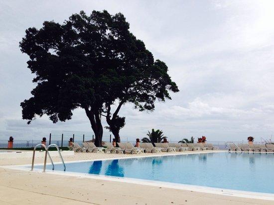 Belmond Reid's Palace: By pool!