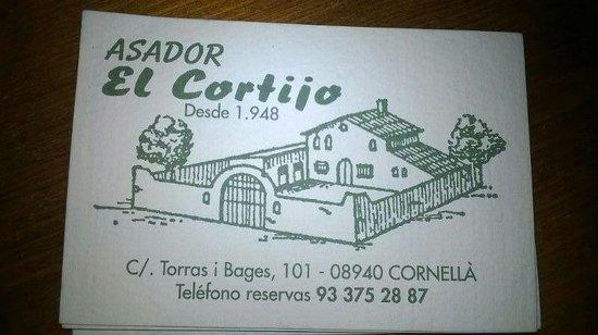 Asador El Cortijo