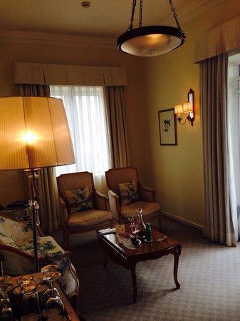 Belmond Reid's Palace: Suite on 8th floor