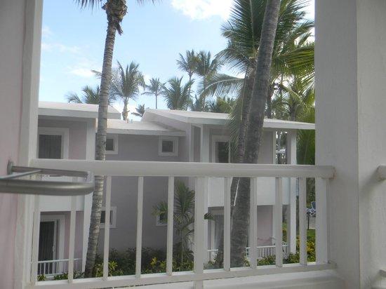 ClubHotel Riu Bambu: Séchoir sur le balcon