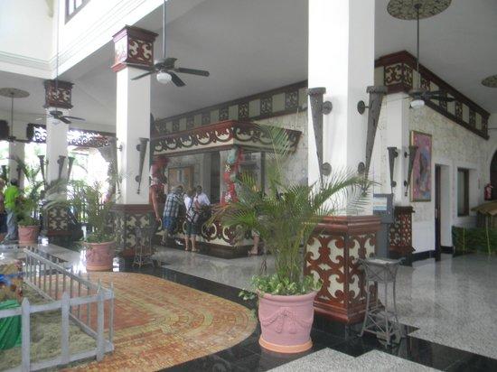 ClubHotel Riu Bambu: Réception