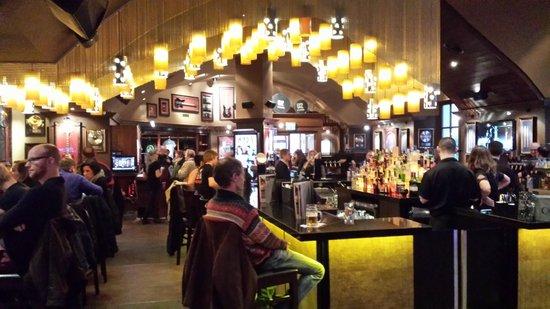 Hard Rock Cafe München: interno