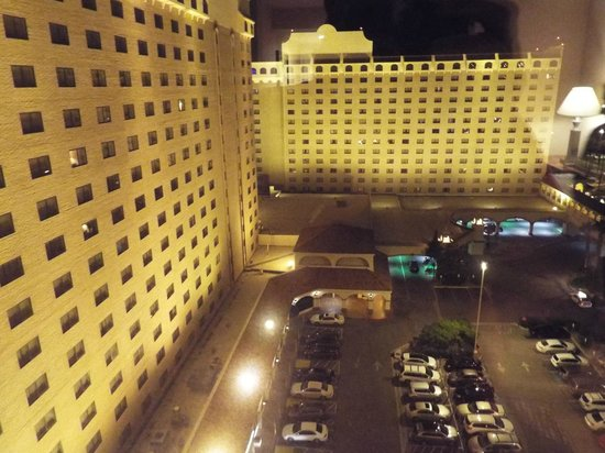 Harrah's Laughlin : View from room