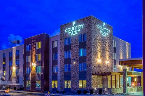 Country Inn & Suites By Carlson, Springfield: Exterior