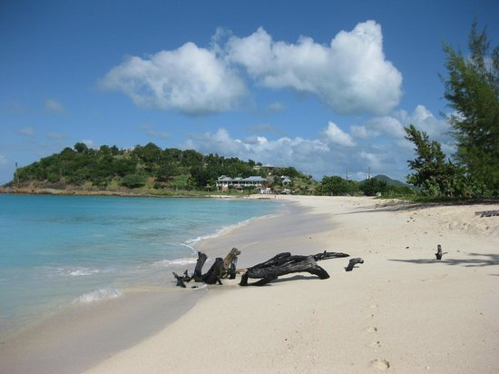 Cocobay Resort: The other beautiful beach