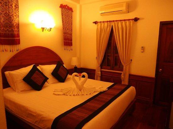 Villa Chitdara: Zimmer