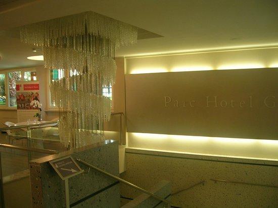 Parc Hotel Gritti : Hotellobby