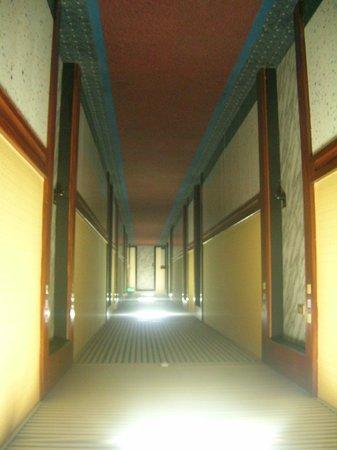 Parc Hotel Gritti : Zimmerflur