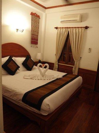 Villa Chitdara : Zimmer