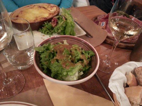 Brasserie du Petit Savoyard : Tartiflette