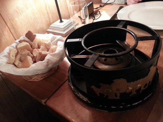 Brasserie du Petit Savoyard : Fondue
