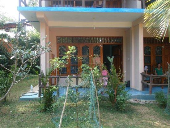 Green Garden Cabanas & Resort: Room number 9
