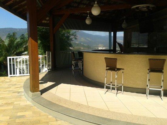 Hotel Vila Verde Atibaia: Bar da Piscina