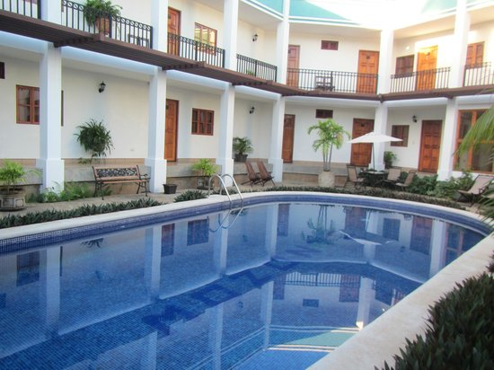 Hotel Mozonte : vista interna