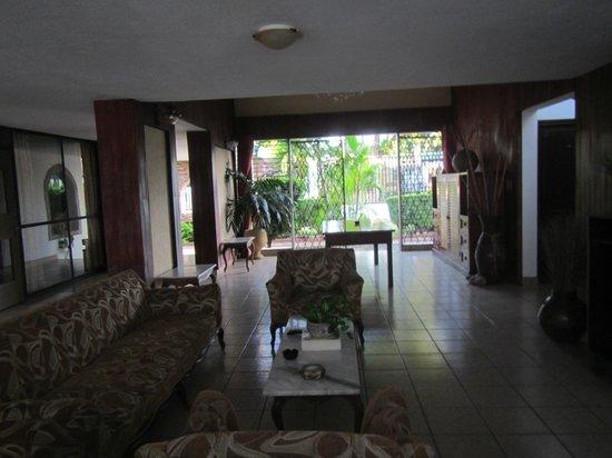 Hotel Mozonte: Area social
