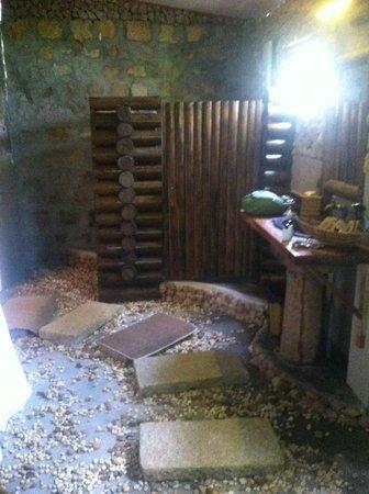 Chez Carole Resort: Garden View room