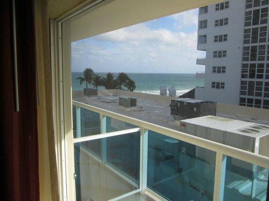 Ocean Sky Hotel & Resort: Ocean View