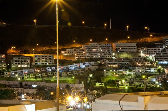 Monte Verde Apartments: view from balcony