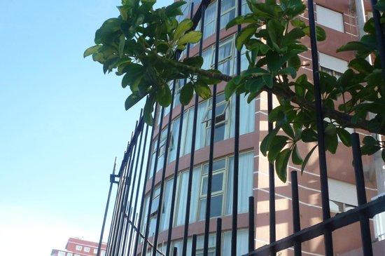 Hotel Buenos Aires Mar: Vista exterior del Hotel