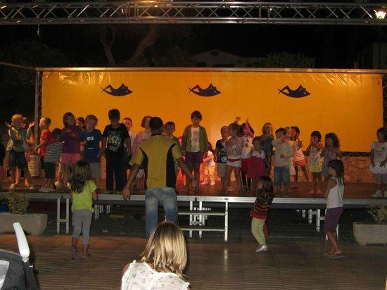 Camping La Siesta - Calella de Palafrugell : espectaculos