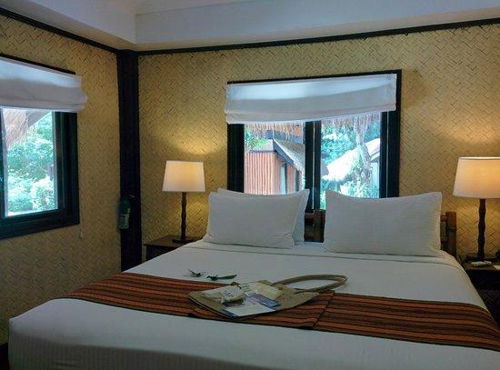 El Nido Resorts Miniloc Island: Garden Cottage Room