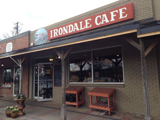 Irondale Cafe Incorporated: Front view of Cafe'