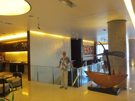 Hotel Madero: Arte y hotelería