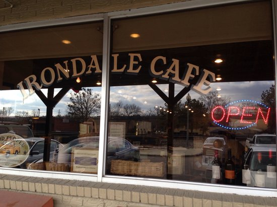 Irondale Cafe Incorporated: Looking in...