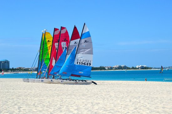 Club Med Turkoise, Turks & Caicos: Water Sports available