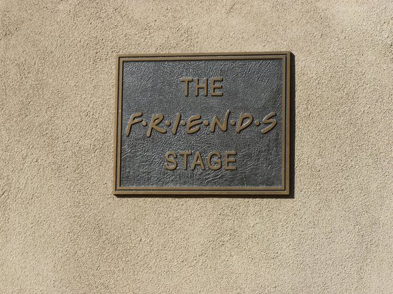 Warner Bros. Studio Tour Hollywood : Friends Stage