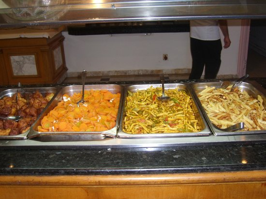 Hotel Nesrine: food