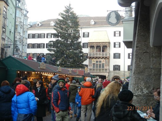 Altstadt von Innsbruck: natalizi