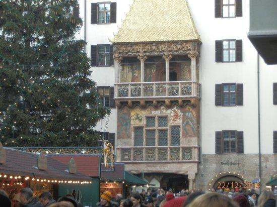 Altstadt von Innsbruck: Innsbruck