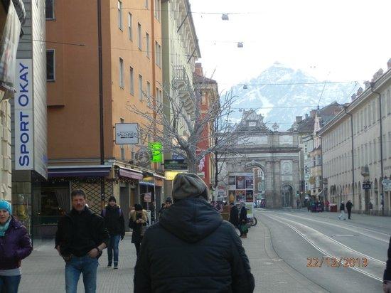 Altstadt von Innsbruck: b
