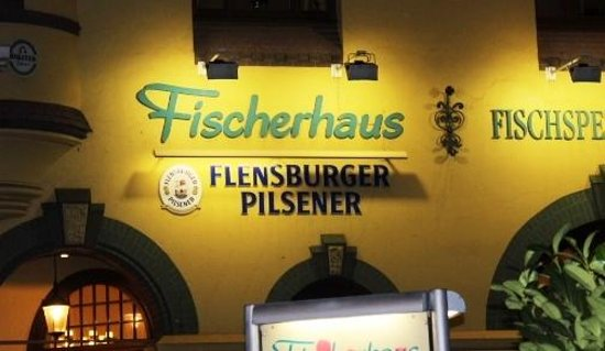 Fischereihafen-Restaurant: BEST I COULD DO